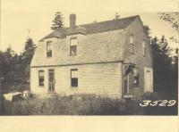 Yeaton property, Church Road, Cliff Island, Portland, 1924