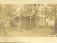 Anna E. Hale Estate property, Adams Street, Wayburn Mall, Peaks Island, Portland, 1924