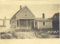 Cushing property, Cliff Island Road, Portland, 1924