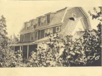 Pettengill property, Sunset Road, Cliff Island, Portland, 1924