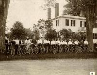 Skowhegan Wheel Club, 1894