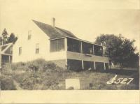 Pettengill property, Church Road, Cliff Island, Portland, 1924