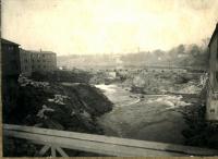 Skowhegan Dam, from North Channel Bridge