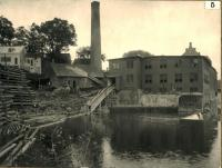 Pulp Mill, Skowhegan, ca. 1900