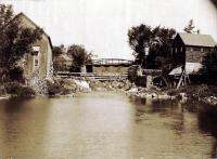 Wesserunsett Stream, Skowhegan, ca. 1900
