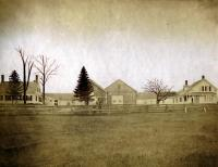 Birthplace of Charles Albert Coffin, Skowhegan, ca. 1880