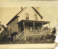 Allen property, W.Shore, S. Of Trefethen Landing, N. Side Brimmer Street, Rear, Peaks Island, Portland, 1924