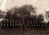 Uniform Rank, Canton Somerset, Skowhegan, ca. 1900
