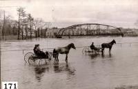 High water, Skowhegan,1923