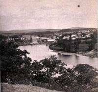 Skowhegan from Top of Neal Hill, about 1868