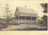 Cobb property, Cliff Island Road, Portland, 1924