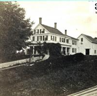 James B. Bell Residence on Madison Avenue, Skowhegan, ca. 1890