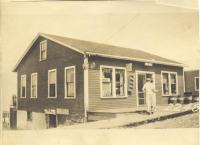 Rogers property, Island Avenue, Long Island, Portland, 1924