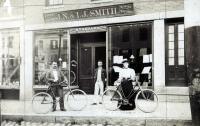 The Albert Fuller Block, Madison Avenue, Skowhegan, ca. 1895