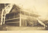 Keith property, N. Side Island Avenue, Long Island, Portland, 1924