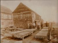Miller Family Smokehouse, Lubec