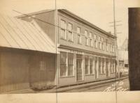Marine Machine Shop, Portland Pier, Portland, 1924