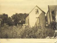 Allen property, N. Side Brimmer Street, rear, Peaks Island, Portland, 1924