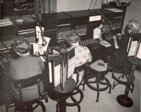 MMC telephone service, Portland, 1959