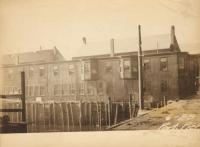 Workshop, Portland Pier, Portland, 1924