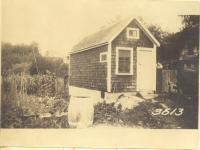 Cobb property, Woodlawn Road, Cliff Island, Portland, 1924