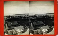 View East from Top of Custom House, Rockland, ca. 1875