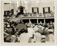 Montpelier dedication, Thomaston, 1931