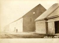 Storage of Salt, Union Wharf, Portland, 1924