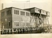 Boiler and Engine Room, Union Wharf, Portland, 1924