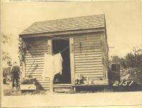 Johnson property, North Side Fern Avenue, Long Island, Portland, 1924