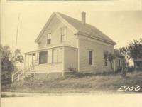 Lowell property, North Side Fern Avenue, Long Island, Portland, 1924