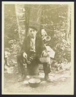 Hobo Den, Topsham, ca. 1933