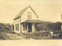 Summer Dwelling, West End, Portland, 1924