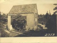 Cushing property, South Side Fern Avenue, Long Island, Portland, 1924