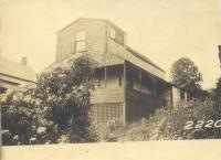 Carpenter property, West End Harrington Avenue, Long Island, Portland, 1924