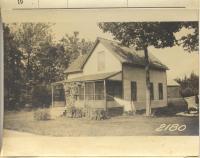 Allen property, Beach Avenue, Long Island, Portland, 1924