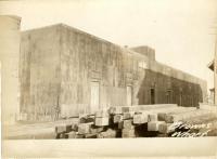 Storage, Browns Wharf, Portland, 1924