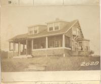Harriman property, West End, Long Island, Portland, 1924