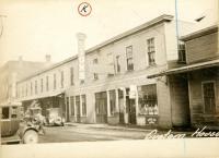 Garage, Paint Shop, Store, Machine Shop, Custom House Wharf, Portland, 1924