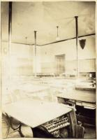 Main Study Hall in Greely Institute 1935