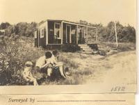 Pelton property, Seashore Avenue on Land of M.F. Blackman, Peaks Island, Portland, 1924