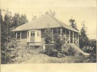 Hutchins property, Beach Cove Avenue, Long Island, Portland, 1924