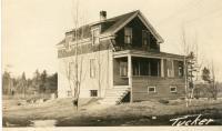 Dwelling, Tucker Avenue, Portland, 1924