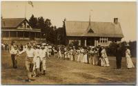Married Men's Race, Squirrel Island, 1910