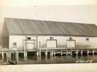 Storage, Union Wharf, Portland, 1924