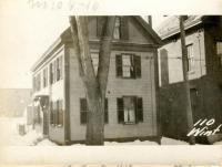110 Winter Street, Portland, 1924