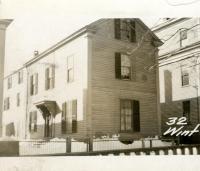 32 Winter Street, Portland, 1924