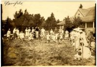 Childrens' Race, Squirrel Island, ca. 1915