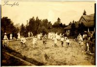 Young Girls' Race, Squirrel Island, ca. 1915