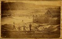 Sawmill, Kingfield, ca. 1875